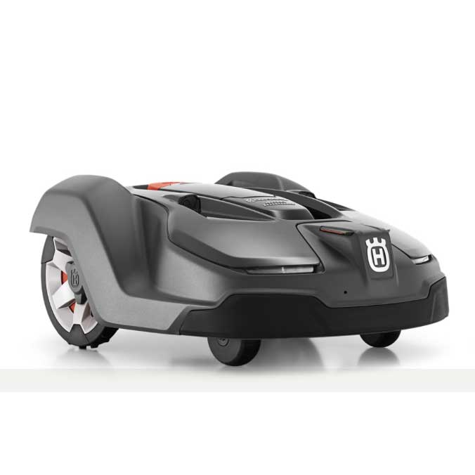 Husqvarna robotic mower