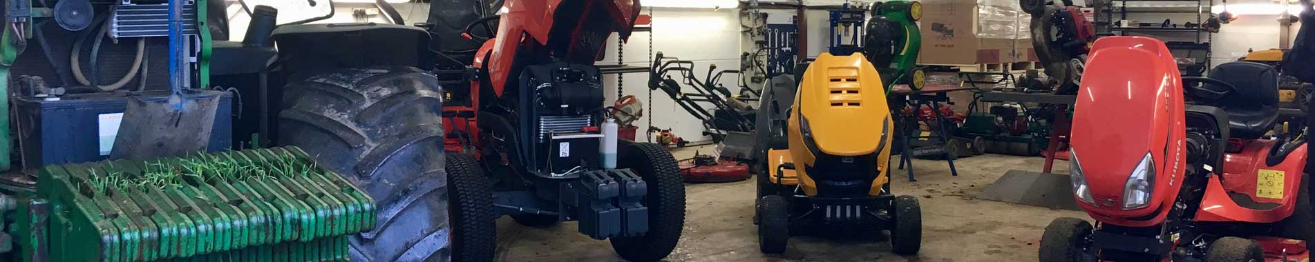 Hunts Engineering Ltd - Agricultural & Groundcare Sales, Service & Parts