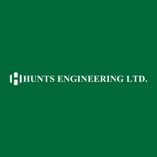 Hunts Engineering logo - Agricultural & Garden Machinery, Warwickshire